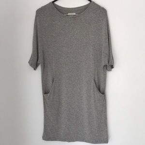 Lou & Grey French Terry Shift Dress